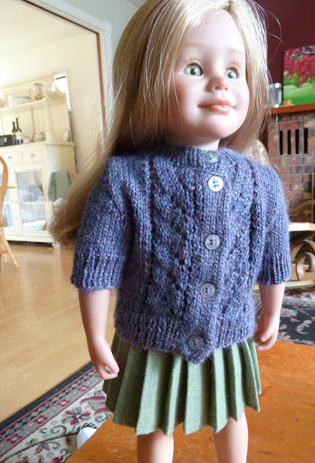 Knitting Patterns For Maplelea Dolls : My Maplelea My Country My doll: February 2012