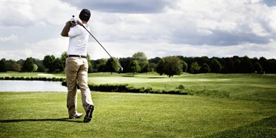 How Playing Golf Can Help You Stay Fit  - man play golf