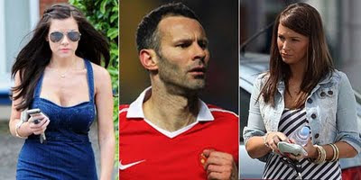 Scandal Ryan Giggs
