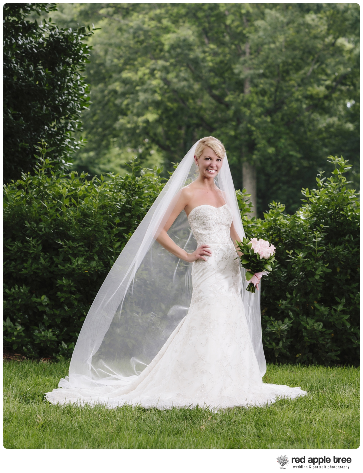 Red apple tree photography becky 39 s bridal portrait for Wedding dress shops greenville sc