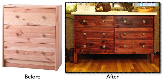 storage, dresser, side by side