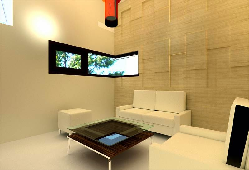 Foto Interior Desain Rumah Minimalis 7