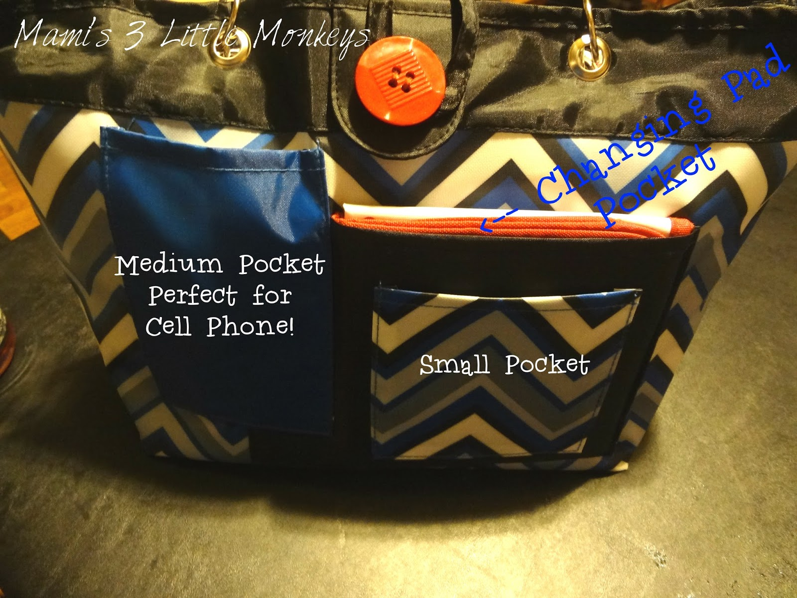 My Life According To Pinterest 2 Red Hens Rooster Diaper Bag Giveaway