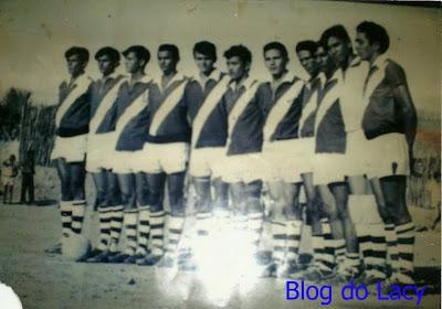 EQUIPE DE LIMA CAMPOS EM 1968