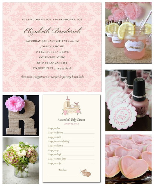 not so newlyweds tiny prints baby shower inspirations