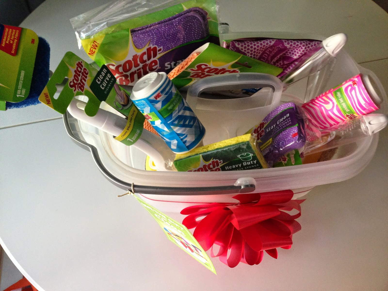 All I want for Mother's Day is a clean house :: OrganizingMadeFun.com