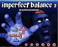 Imperfect Balance 3 walkthrough guide.