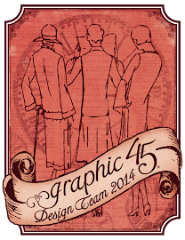 Graphic 45 Design Team Member '14-15