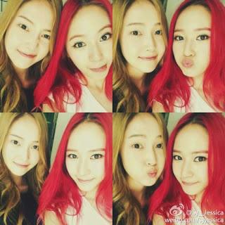 f(x) , girls generation , Jessica , krystal , SelCa