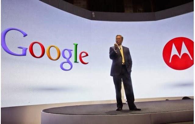 Google vende Motorola para a Lenovo por US$ 3 bilhões
