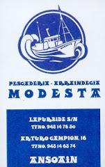 Colaborador: Pescadería-Arrandegia MODESTA
