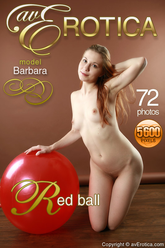 avErotica5-17 Barbara - Red Ball 04070