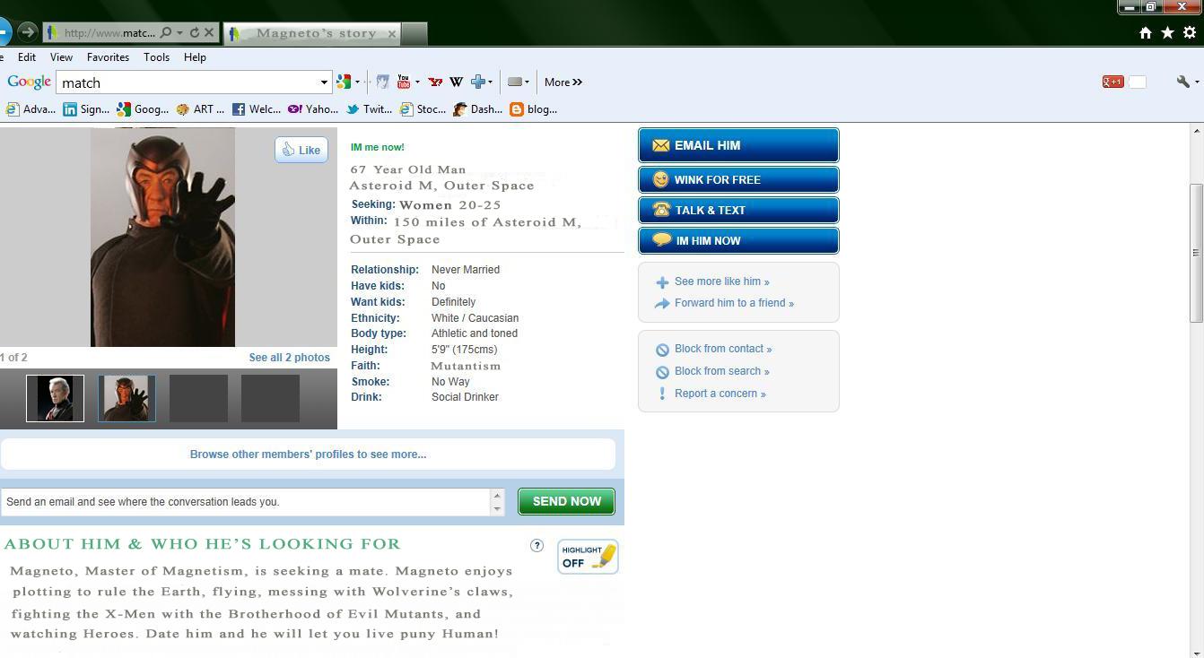 browse match com profiles