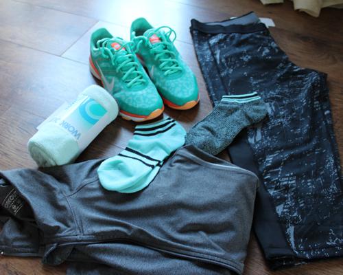 new gym kit   UK Life style and fitness blog