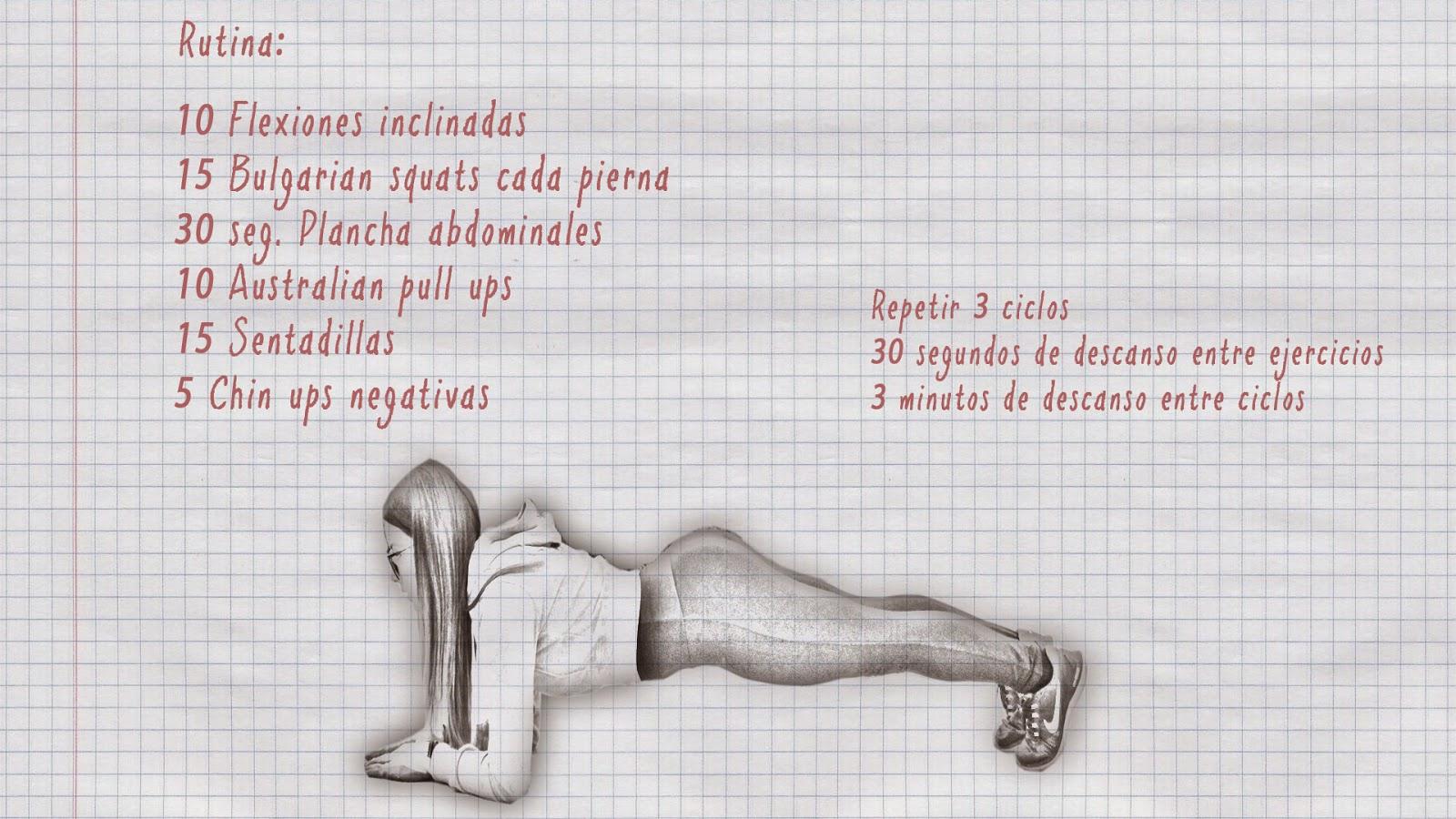 Videos de ejercicios de mejora de senos