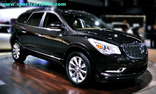 2017 Buick Enclave Release Date