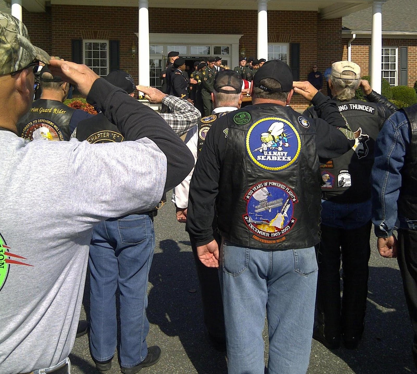 Help On The Homefront HOTH - Patriot Guard Riders