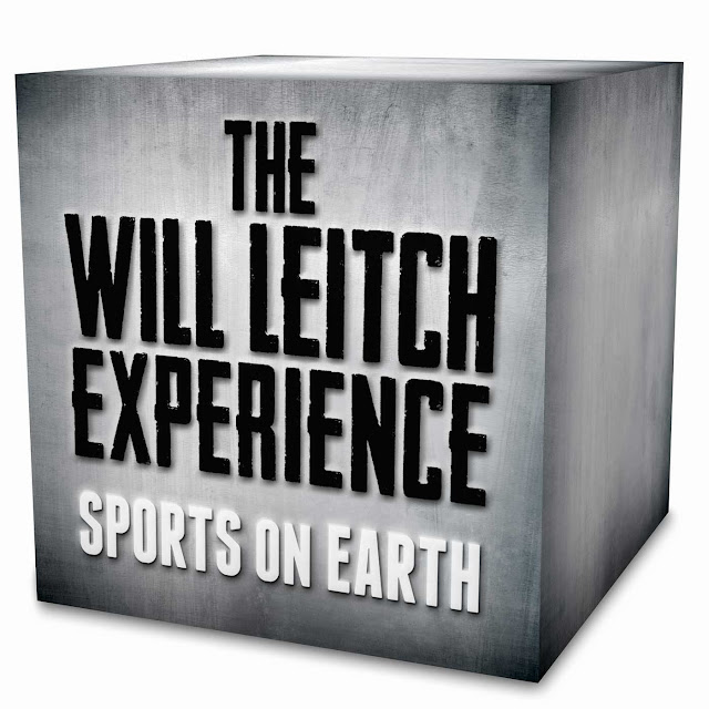 Radio Free Hruby: The Will Leitch Experience