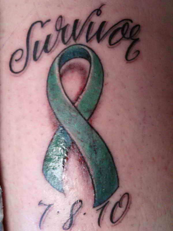 Ovarian cancer symbol tattoos 5 designs for Ovarian cancer tattoos