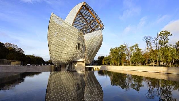 Fundación Louis Vuitton 1