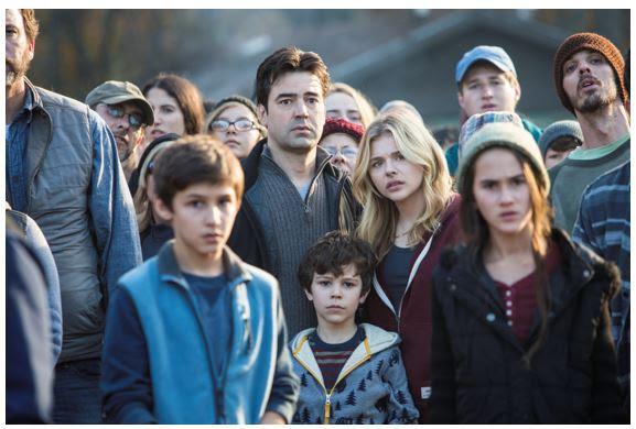 Crítica de 'La quinta ola': Invasión extraterrestre para adolescentes con déficit de atención