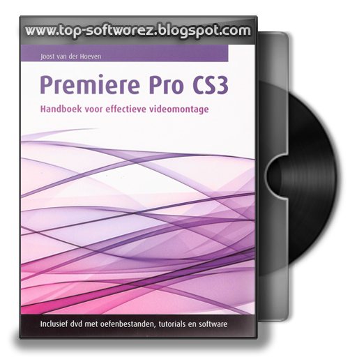 Download Adobe Premiere Pro CS3 Portable Full Version With Crack - Serial -