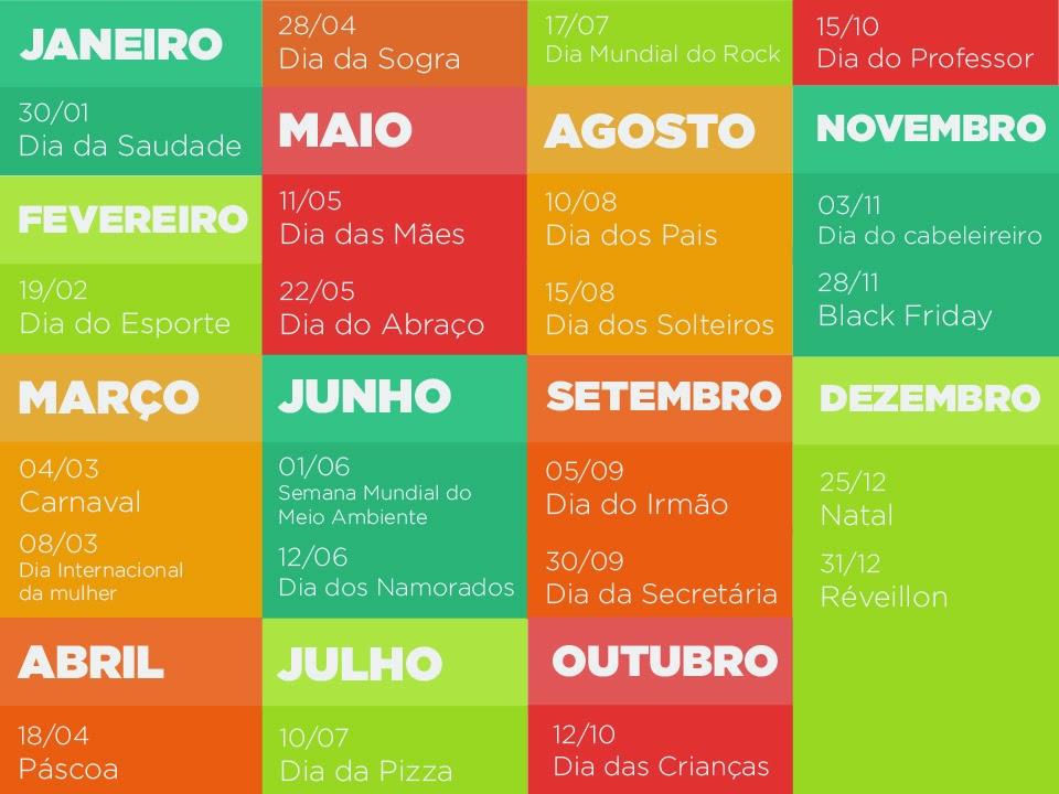 Populares DATAS COMEMORATIVAS -BRAZIL   WP. Washington Post AH67