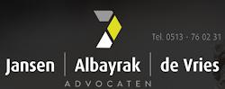 Sponsor: Jansen, Albayrak, de Vries Advocaten Heerenveen