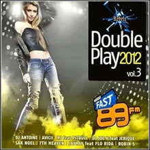 capa CD - CD 89 FM Double Play 2012 Vol 03
