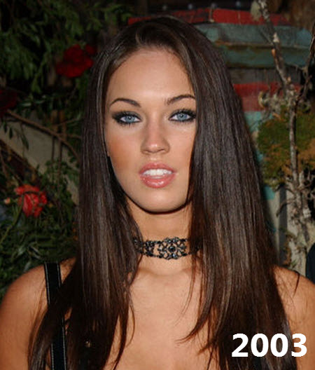 Megan Fox 2003