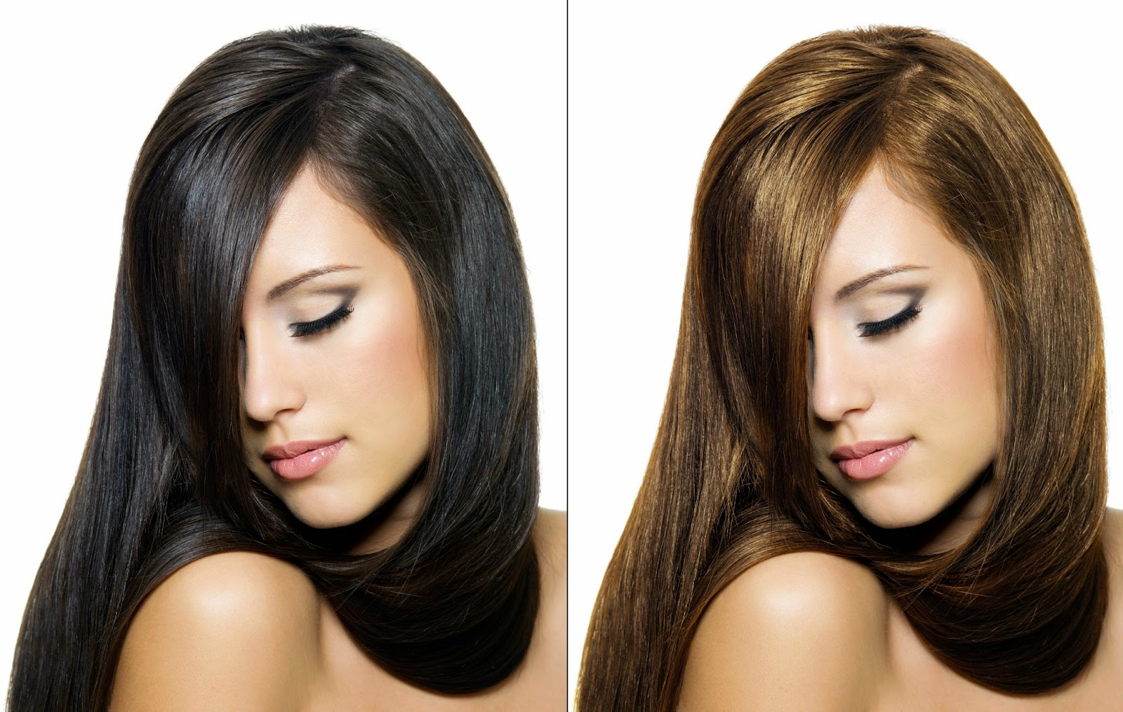 My World Of Designs Simple Way To Change Black Color Hair To Blonde