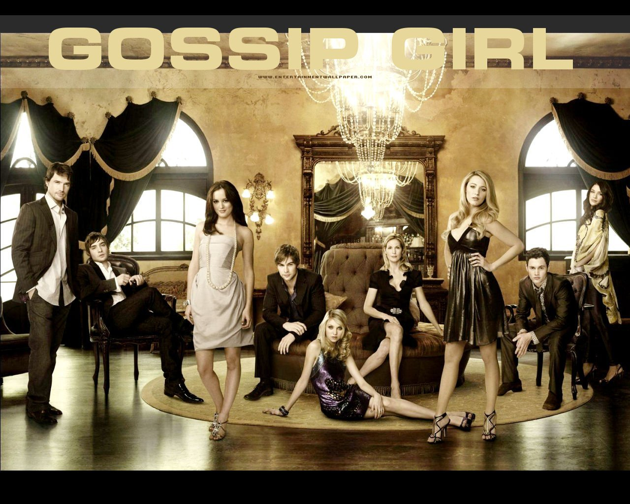 Inside My Heart**: Gossip Girl Is back.da season 4 rupenyer.:)