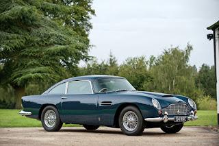 Aston Martin DB5 De Paul McCartney vai ser leiloado