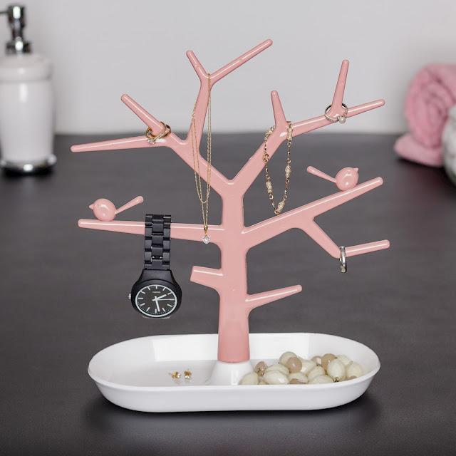Árvore para bijuteria