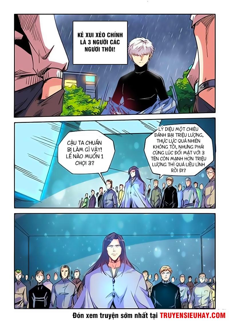 Tu Chân Tứ Vạn Niên trang 11