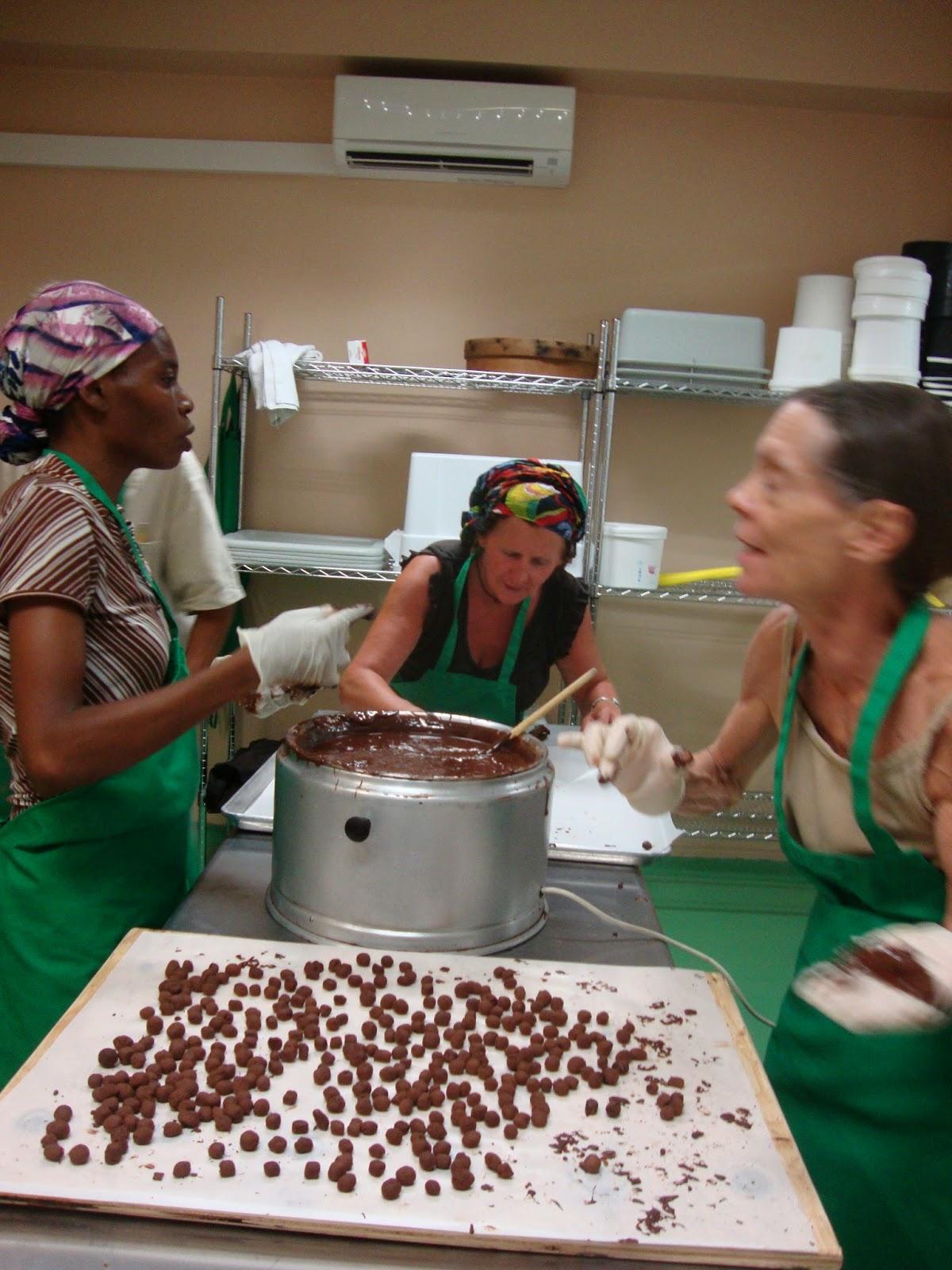 Grenadian Chocolate Factory