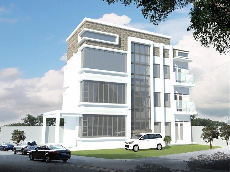 jasa desain bangunan desain bangunan 3d ruko modern minimalis