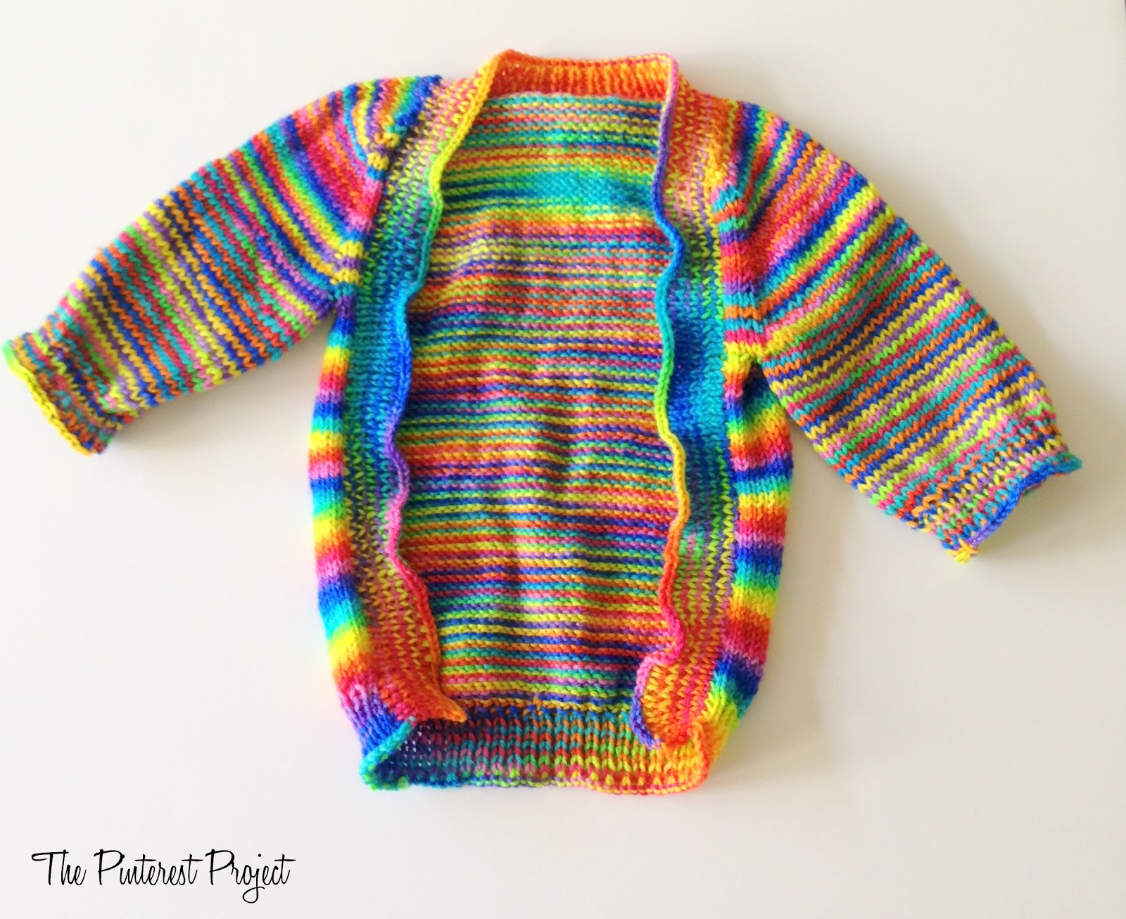 The Continued Ramblings of a Knitter | The Pinterest Project