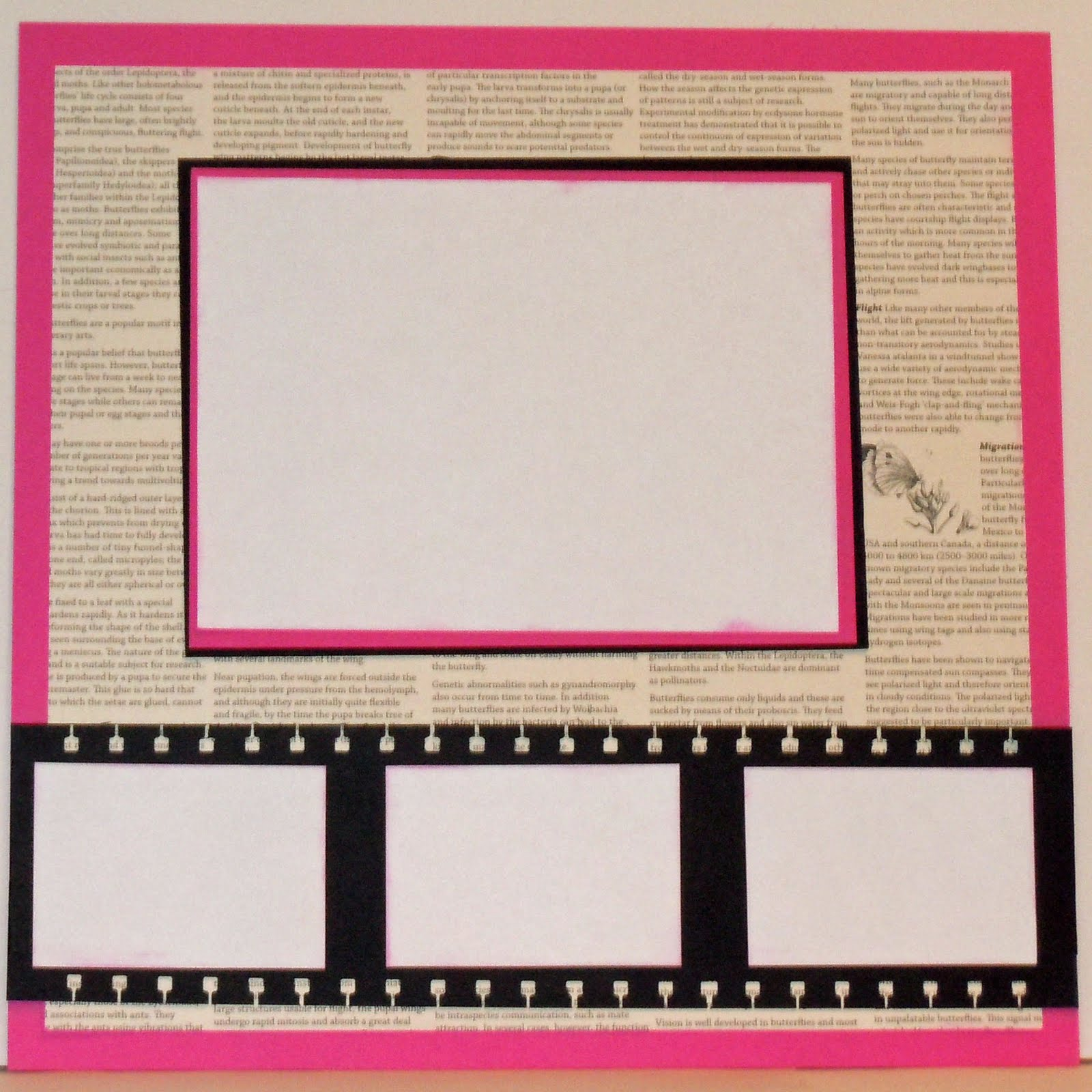 strip layouts Film