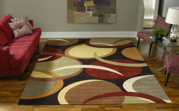 karpet lantai ruang tamu minimalis
