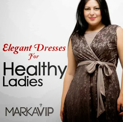 Best Dresses for Healthy Ladies
