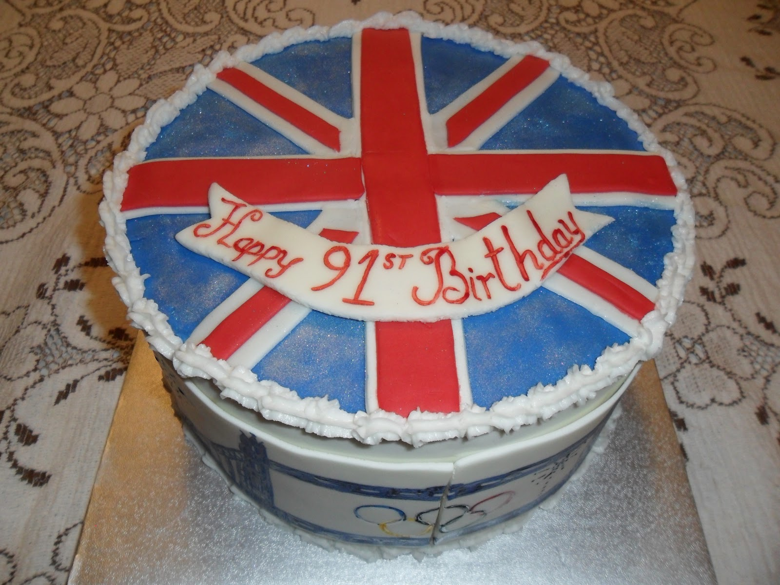 Larry The Cake Guy A Very British Birthday
