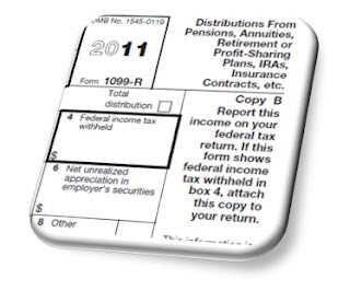 ed slott IRS form 1099-r tax planning