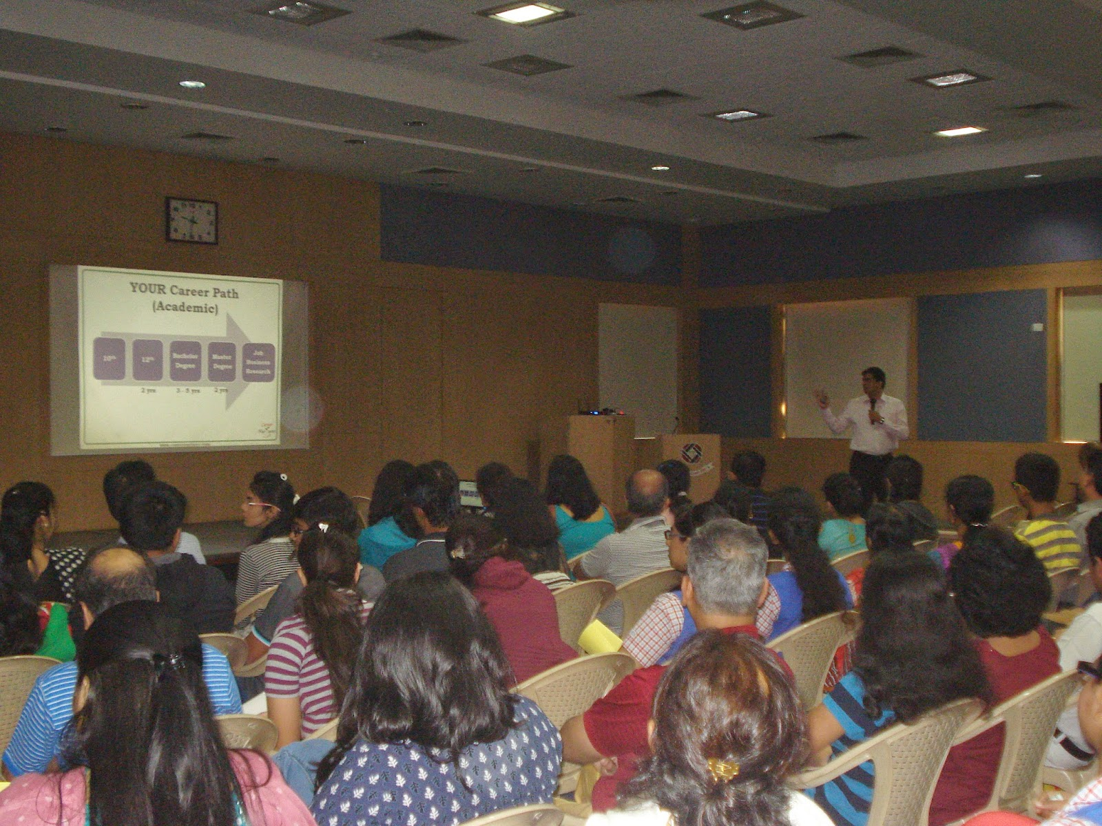 Career Guidance Seminar Mumbai