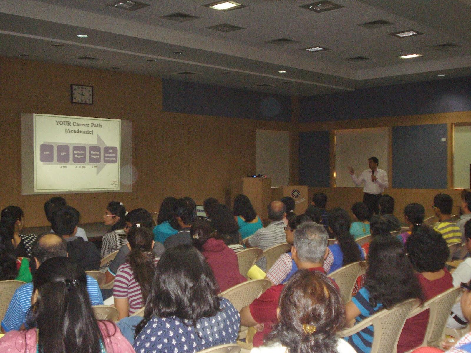Career Guidance Seminar Mumbai
