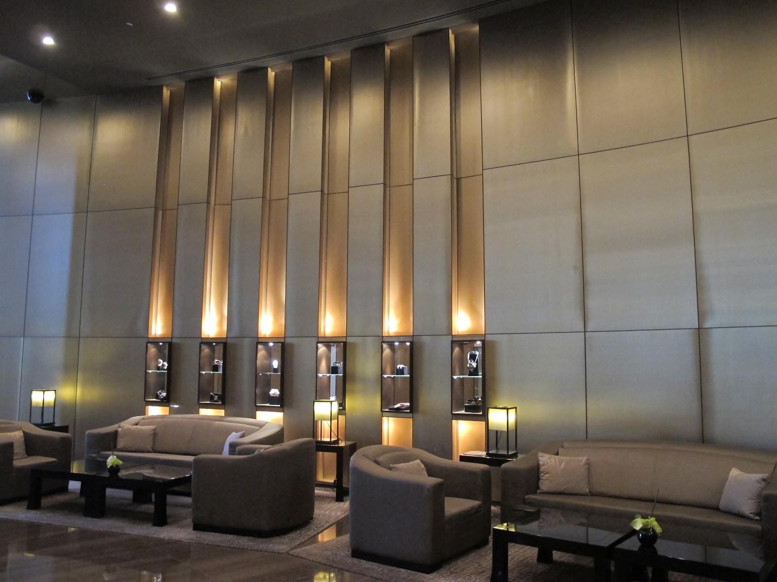Armani dubai viajar pelo mundo for Armani hotel dubai design