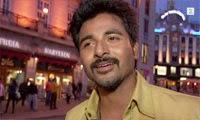 Sivakarthikeyan in Kaakki Sattai Movie Shooting Spot at Norway