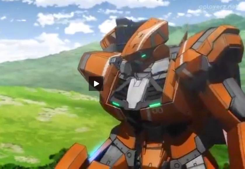 Review Aldnoah.Zero season 2 Episode 1