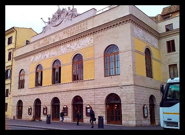 Teatro Argentina w Rzymie