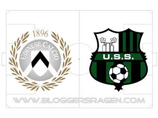 Prediksi Pertandingan Udinese vs Sassuolo
